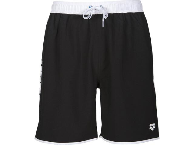 arena Team Stripe Bermudas Men black/white/black
